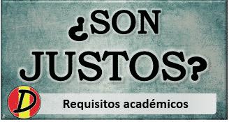 ¿Consideras justos los requisitos académicos para acceder a una beca? | Encuesta