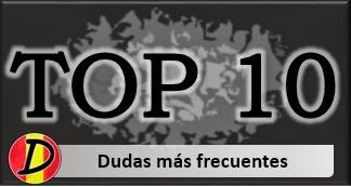 Top 10 de las dudas más preguntadas en Duda Becas Mec. - Dudas Becas Mec
