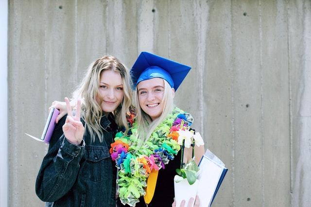 Estudiantes graduadas