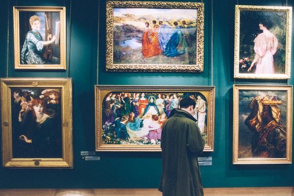 Sala de arte